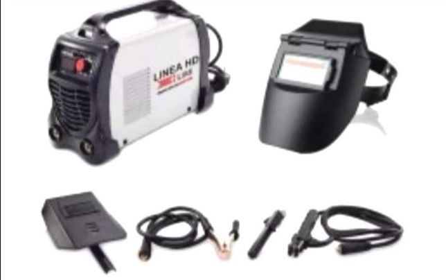 Aparelho Soldar Profissional 300A Inverter IGBT-N300  (Linea HD)