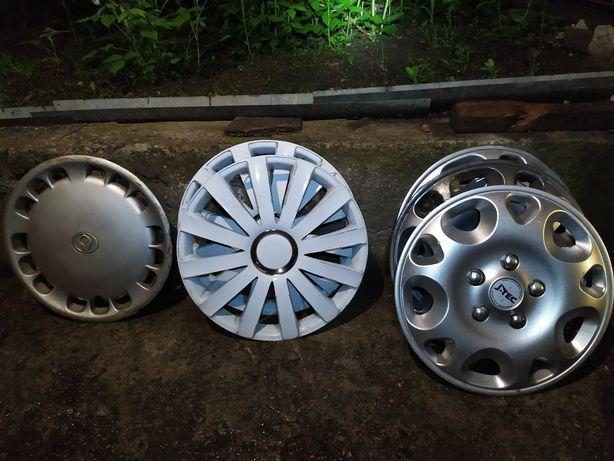 Колпаки r15 диаметр для авто накладки на диски
