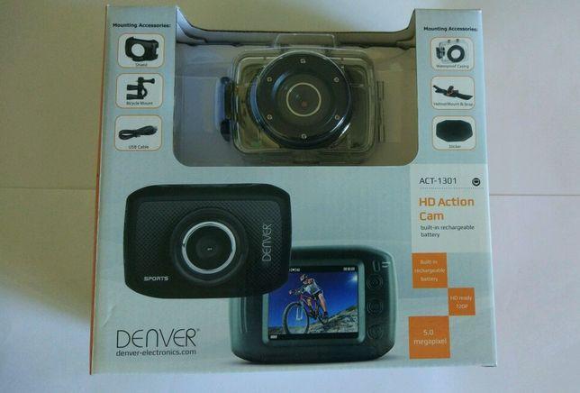 Action Camera Camara de desporto HD Denver ACT-1301