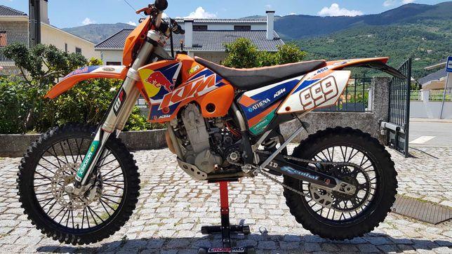 KTM 450 EXC 2005 Matriculada