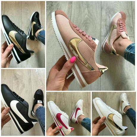 Nike Cortez. Rozmiar 36,37,38,39,40,41. Rożne kolory.