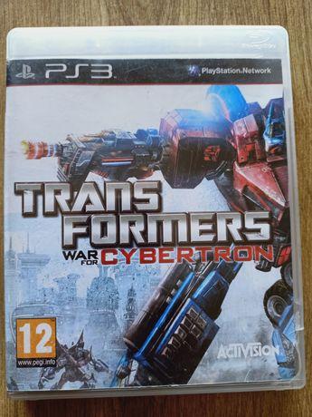 Gra PS3 Transformers War for Cybertron