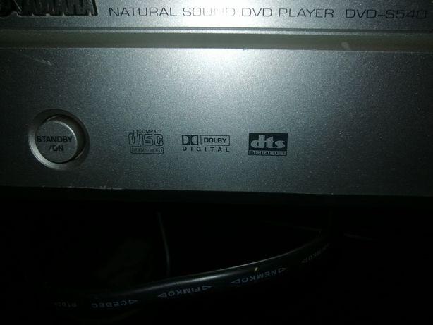 DVD Yamaha na części.