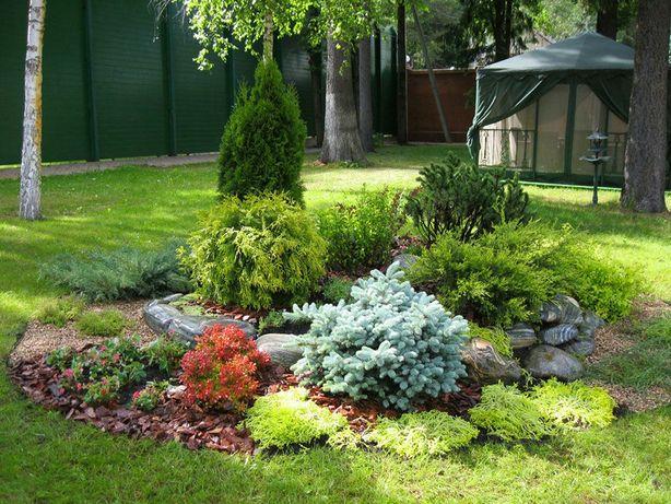 Ландшафтный дизайн, озеленение, строительные работы