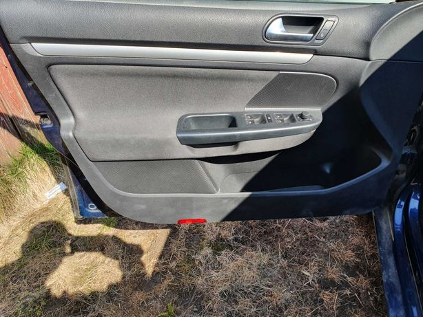 Tapicerka drzwi Golf VI Kombi