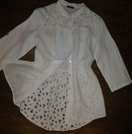 Рубашка туника Lauren Brunello Cucinelli Massimo Dutti COS