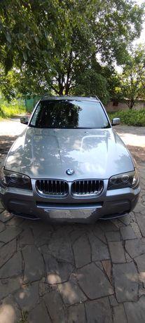 Авто BMW X3  2006год