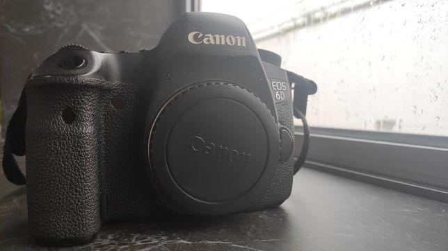 Canon 6D full frame (corpo)