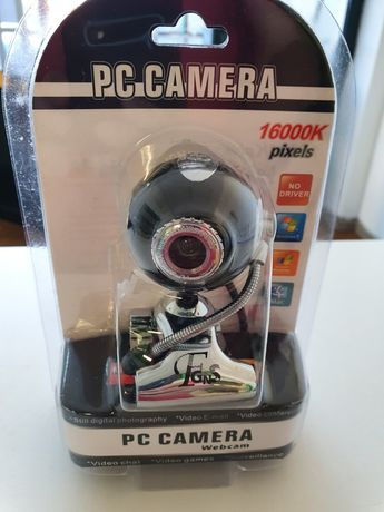 Web cam webcam pc camera 16000k pixels nova