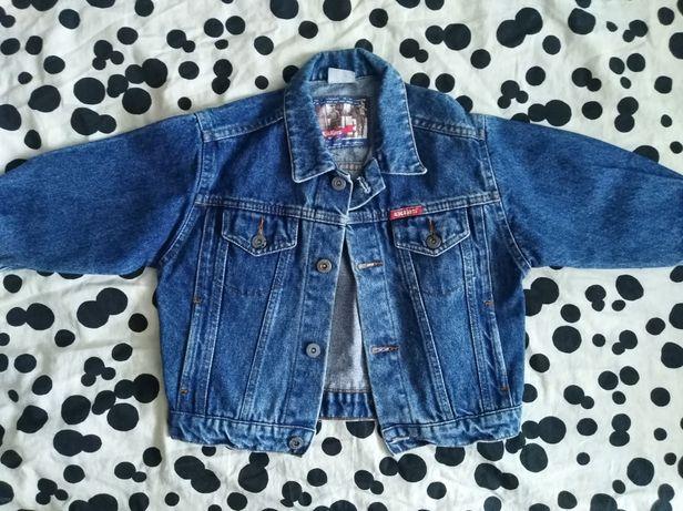 Продам джинсовый пиджак, под косуху