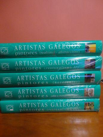 Artistas Galegos Pintores