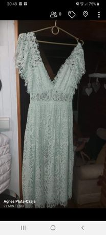 sukienka asos 36