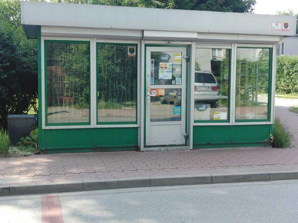 Salonik handlowy usługowy  biuro sklep salon gier kiosk Bar stróżówka