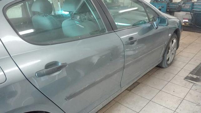 Drzwi Peugeot 407
