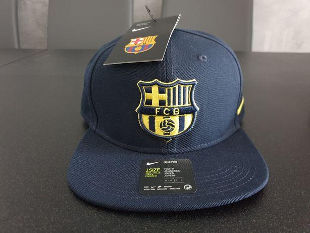 Czapka chłopieca Nike Fc Barcelona