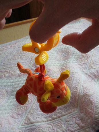 Развивающая игрушка Вибрирующий новая классная и мягкая