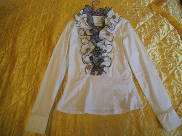 Блуза, Блузка, Нарядная кофта р.42-44, 500 руб.