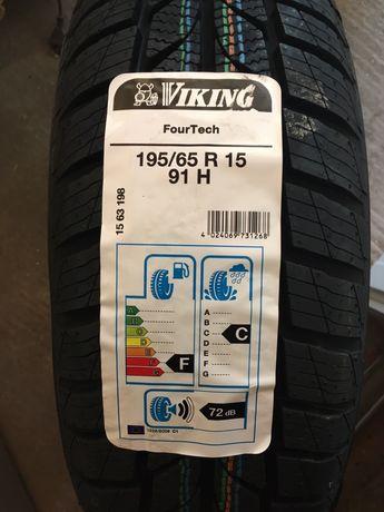 4x195/65r15 Viking Montaz 0zł Szczecin