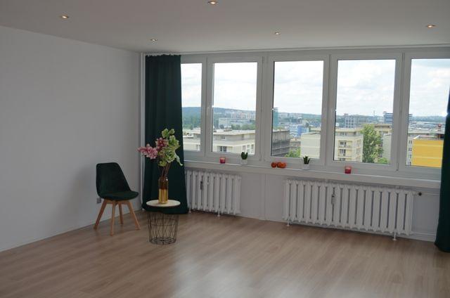 2-pokojowe mieszkanie z pięknym widokiem!