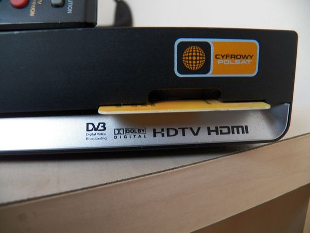 Dekoder cyfrowy HDTV Samsung DSB-H370G