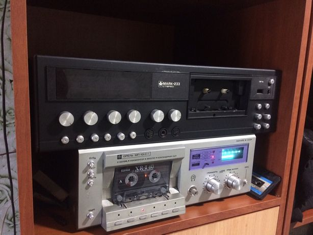 Магнитофон - приставка Орель МП101-С1
