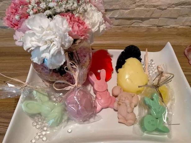Naturalne mydełka glicerynowe hand made