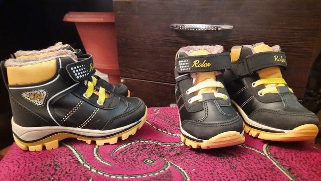 Нові дитячі черевички (розміри 23 і 25). Не пересилаю