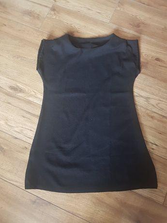 czarna sukienka/ tunika
