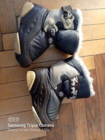 Термо чобітки 23 розмір