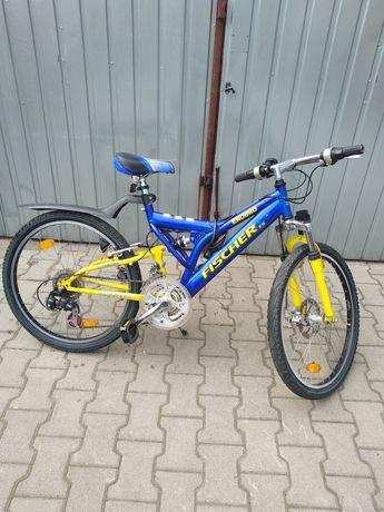 Rower młodzieżowy Fischer Enduro