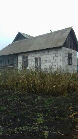 Продам недостроянний дом в мирополье сумская область с участком земли