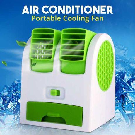 Міні кондиціонер Air Conditioning Cooler Usb Mini Electric Fan