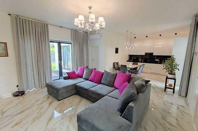 Новый дом с ремонтом, мебелью и большим участком!