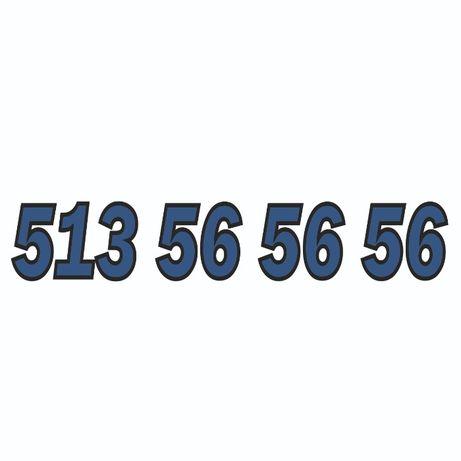 513_56_56_56 - sprzedam złoty numer Orange.