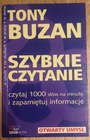 Szybkie czytanie Tony Buzan