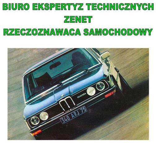 Rzeczoznawca Samochodowy- Akcyza/Wyceny/Opinie/Zabytki MAŁOPOLSKA