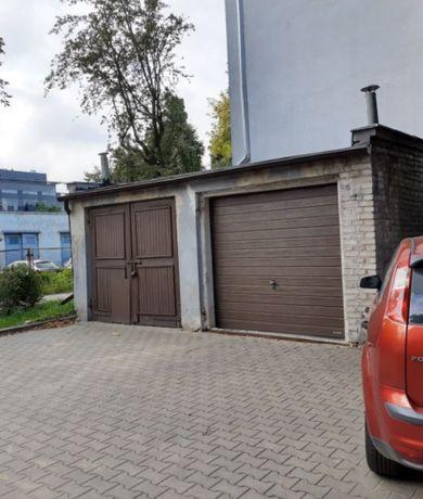 Garaż Łódź Żeromskiego / Gdańska