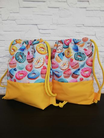 Worko-plecaki Handmade nowe