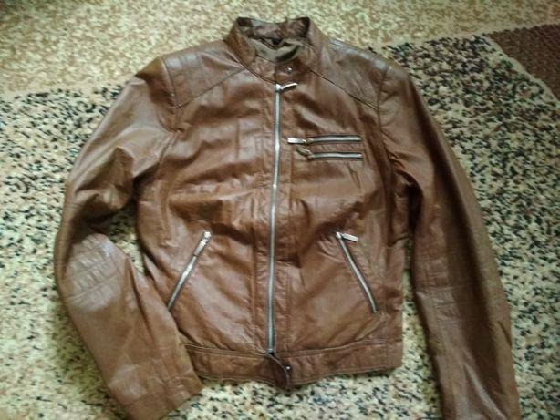 Куртка, косуха кожаная