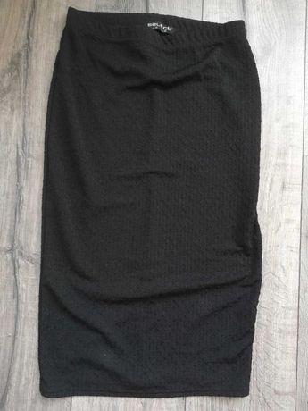 Spódnica czarna midi