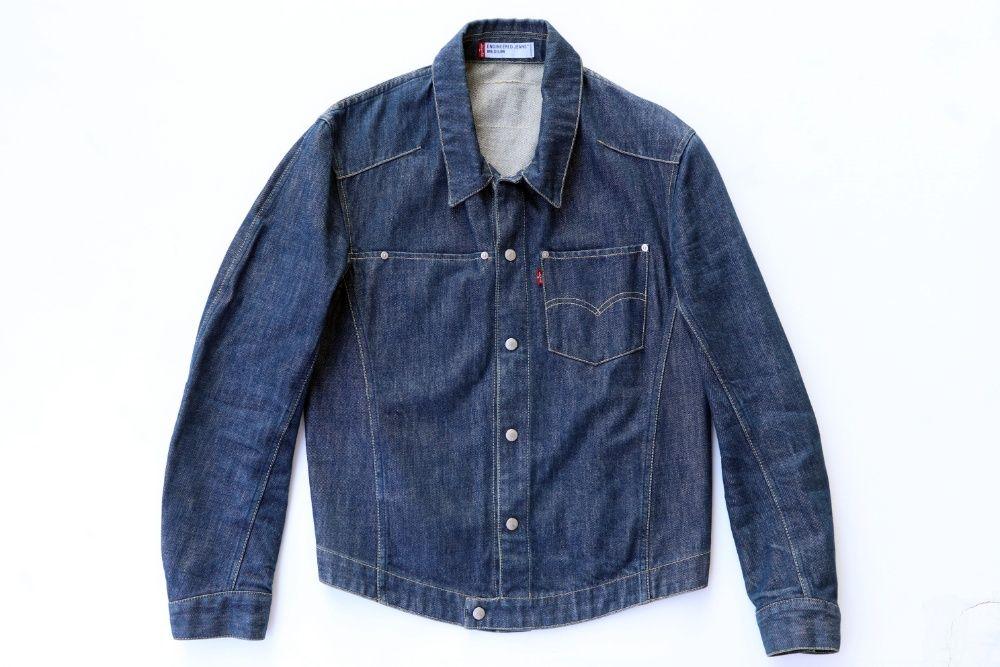 Kurtka jeansowa Levi's roz. M LEVIS katana okazja jak nowa Węgierska Górka - image 1