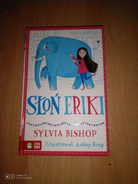 Słoń Eriki. Sylvia Bishop