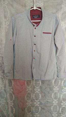 Рубашка, для мальчика 12 лет