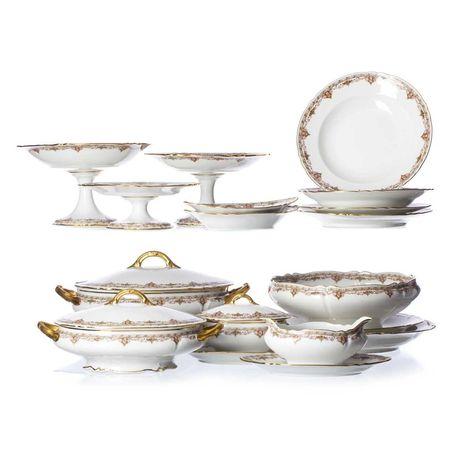 Parte Serviço Porcelana Limoges