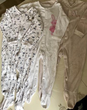 Вещи на девочку от 1 до 2х лет речі для дівчинки набір пакет і обув
