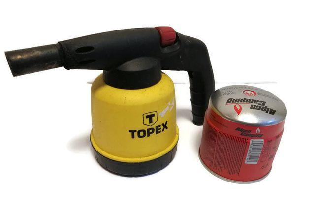 Palnik gazowy Topex