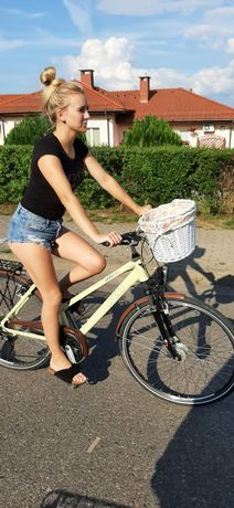 SKRADZIONO rower ktm damski miejski ktm avento plus