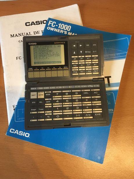 CASIO FC-1000 - Calculadora Financeira