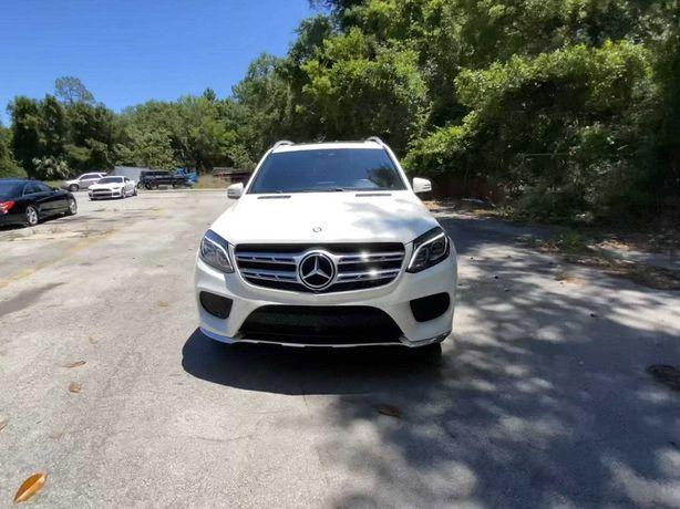2017 Mercedes-Benz GLS 4D SUV GLS550 4MATIC