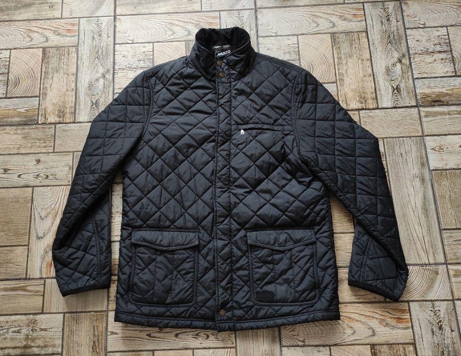 Стеганая теплая куртка Musto яхтенная + водонепрониаемая Львов - изображение 1